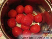 Фото приготовления рецепта: Икра из баклажанов (заготовка на зиму) - шаг №5
