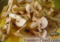 Фото приготовления рецепта: Картофель с овощами в рукаве - шаг №3