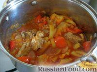 Фото приготовления рецепта: Чахохбили по-грузински - шаг №11