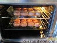 """Фото приготовления рецепта: Мясные """"Ёжики"""" - шаг №6"""