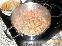 Фото приготовления рецепта: Абгушт – иранский шурпо? Рецепт от Клары - шаг №9