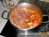 Фото приготовления рецепта: Абгушт – иранский шурпо? Рецепт от Клары - шаг №11