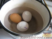 Фото приготовления рецепта: Салат из курицы с ананасами - шаг №3