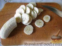 Фото  приготовления рецепта: Манник с бананами - шаг №7