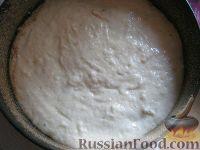 Фото  приготовления рецепта: Манник с бананами - шаг №6