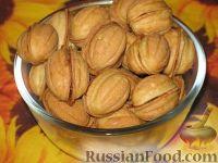 Фото  к рецепту: Печенье «Орешки»