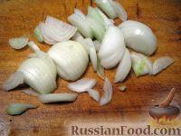 Фото приготовления рецепта: Куриный жульен с грибами - шаг №3