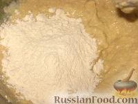 Фото приготовления рецепта: Гороховые оладьи - шаг №9