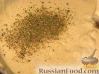 Фото приготовления рецепта: Гороховые оладьи - шаг №10