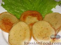 Фото приготовления рецепта: Гороховые оладьи - шаг №12