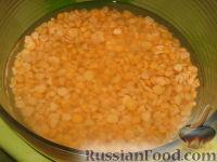Фото приготовления рецепта: Гороховые оладьи - шаг №2