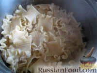 Фото приготовления рецепта: Паста с курицей в сливочно-сырном соусе - шаг №2