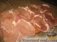 Фото приготовления рецепта: Крученики из свинины - шаг №1
