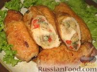 Фото приготовления рецепта: Крученики из свинины - шаг №8