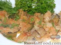 Фото приготовления рецепта: Солянка из капусты с грибами - шаг №17