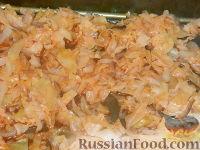 Фото приготовления рецепта: Солянка из капусты с грибами - шаг №12