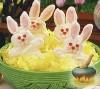 Фото к рецепту: «Зайчики» из меренги