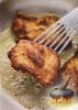 Фото к рецепту: Венский шницель (Wiener Schnitzel)