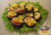 Фото к рецепту: Закуска из баклажанов
