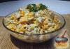 Фото к рецепту: Салат из моркови с грибами