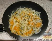Фото приготовления рецепта: Пангасиус с овощами - шаг №5