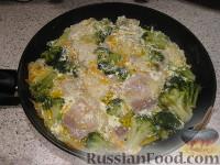 Фото приготовления рецепта: Пангасиус с овощами - шаг №8