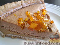Фото к рецепту: Карамельно-шоколадный десерт