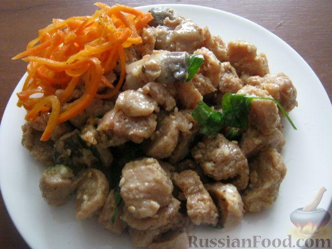 Рецепты с соевым мясом бюджетный и вкусный обед