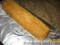 Фото приготовления рецепта: Рулет из куриного и свиного фарша - шаг №7
