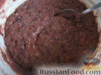Фото приготовления рецепта: Пышные печеночные котлеты - шаг №7