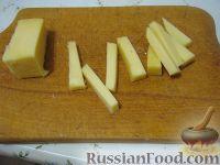Фото приготовления рецепта: Котлеты куриные а-ля «Пожарские» с сыром - шаг №7