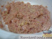 Фото приготовления рецепта: Котлеты куриные а-ля «Пожарские» с сыром - шаг №6