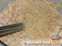 Фото приготовления рецепта: Котлеты в духовке - шаг №8