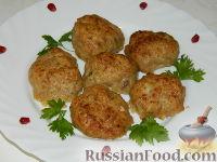 Фото приготовления рецепта: Котлеты в духовке - шаг №12