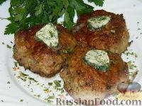 Фото к рецепту: Бифштекс по-венски