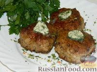 Фото приготовления рецепта: Бифштекс по-венски - шаг №13