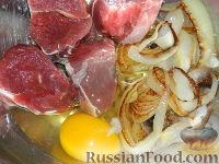 Фото приготовления рецепта: Бифштекс по-венски - шаг №5
