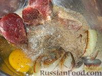 Фото приготовления рецепта: Бифштекс по-венски - шаг №7