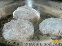 Фото приготовления рецепта: Бифштекс по-венски - шаг №10