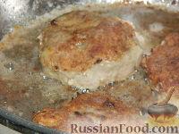 Фото приготовления рецепта: Бифштекс по-венски - шаг №11