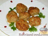 Фото к рецепту: Котлеты в духовке