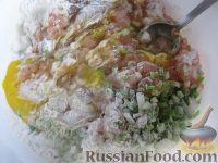 Фото приготовления рецепта: Куриные котлеты по-французски - шаг №5