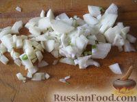 Фото приготовления рецепта: Простой грибной суп из шампиньонов - шаг №5