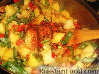 Фото приготовления рецепта: Гювеч болгарский - шаг №6