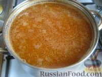 Фото приготовления рецепта: Суп из красной чечевицы - шаг №8