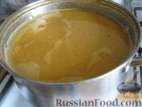 Фото приготовления рецепта: Суп из красной чечевицы - шаг №10