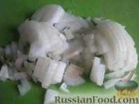 Фото приготовления рецепта: Перловая каша с грибами в горшочке - шаг №3