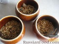Фото приготовления рецепта: Перловая каша с грибами в горшочке - шаг №10