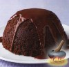 Фото к рецепту: Шоколадный пудинг