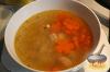Фото к рецепту: Простой и вкусный супчик